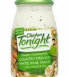 Classic Continental Country French White Wine Sauce 500G
