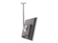 FHP Universal CENTRIS Small Flat Panel Ceiling Mount with Adjustable Column FHP-VS