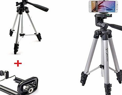 China Better Professional Camera Tripod Monopod Mount Holder Stand Bracket For Samsung Galaxy S6 Edge/S6 S5 S4 S3/S4 mini