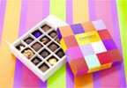 Fresh Handmade Chocolate Selection Box - Medium