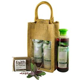 Chocolate Natural Bodycare Gift Bag
