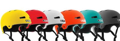 Tsg Evolution Solid Colour Helmet