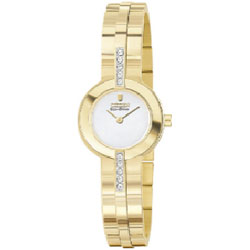 Ladies Eco-Drive Bangle Watch