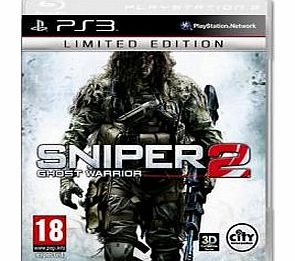 Sniper Ghost Warrior 2 Limited Edition on PS3