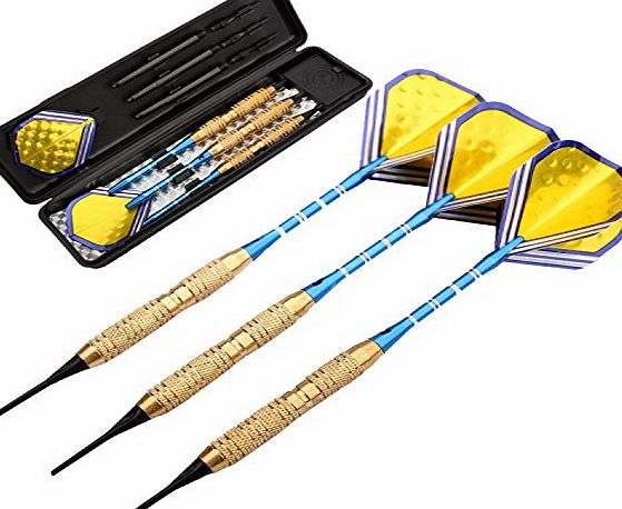 Clansan 20 Grams Sure Grip Soft Tip Darts