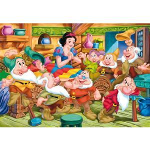 Clementoni Snow White The Room Of The Dwarfs 150 Piece Jigsaw Puzzle