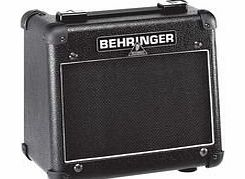 Cleva® Pro Spec Inventive-Action BEHRINGER - AC108 - GUITAR AMP, 15W, VACUM TUBE - Pack of 1 - Min 3yr Cleva Warranty