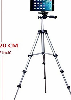 CNbetter Professional Camera Shooting Tripod Mount Holder Stand for iPad mini 4/3/2 Retina/1