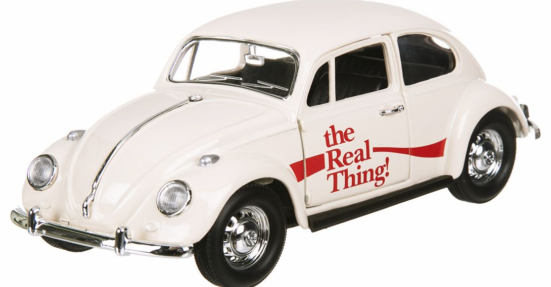 1966 VW Beetle The Real Thing 1:24