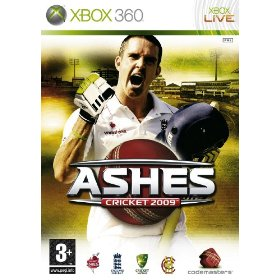 Ashes Cricket 09 Xbox 360