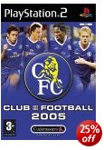 Club Football Chelsea 2005 PS2