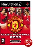 Club Football Manchester United 2005 PS2