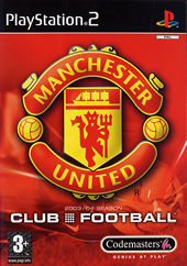 Club Football Manchester United PS2