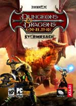 Codemasters Dungeons and Dragons Online Stormreach PC