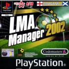 LMA Manager 2002 (PS1)
