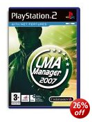 LMA Manager 2007 PS2