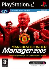 Manchester United Manager 2005 PS2