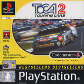 Toca Touring Cars 2 PS1