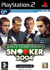 World Championship Snooker 2004 PS2