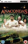 COL-T Anacondas 2 The Hunt For The Blood Orchid UMD Movie PSP