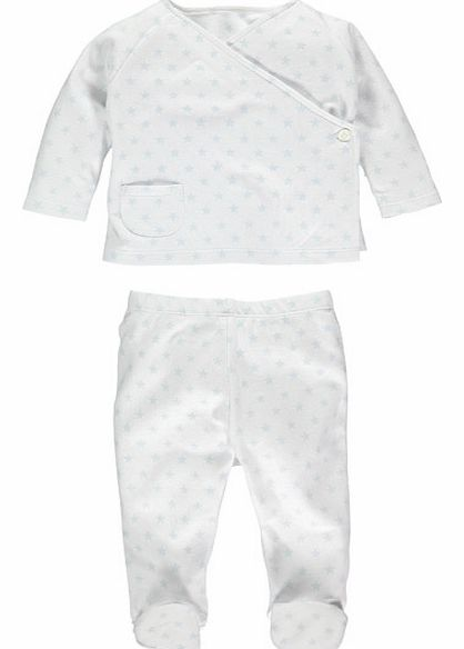 Coleen Cool Candy By Coleen Set Of Two Baby Boys Wrap