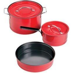 Family Cook Set Red