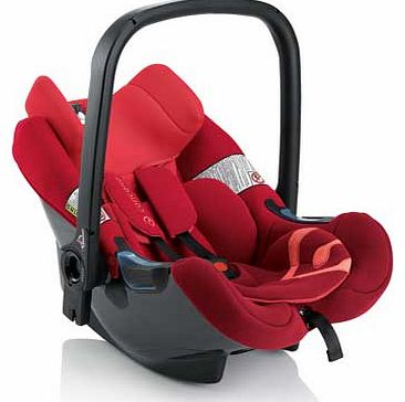 Air Group 0+ Car Seat - Red