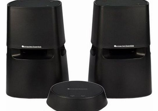 Stereo Wireless Speakers - Indoor & Outdoor