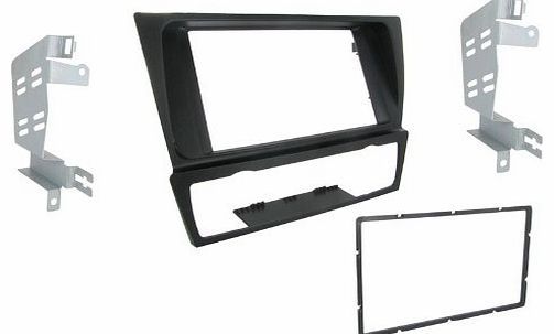 CT23BM04 BMW 3 Series E90 Double Din Fascia Panel