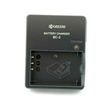 Contax Rapid Battery Charger BC2 for Contax Tvs