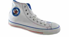 All Star Hi The Who Logo
