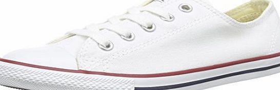 Converse As Dainty Ox, Unisex-Adult Trainers, White (White), 5 UK