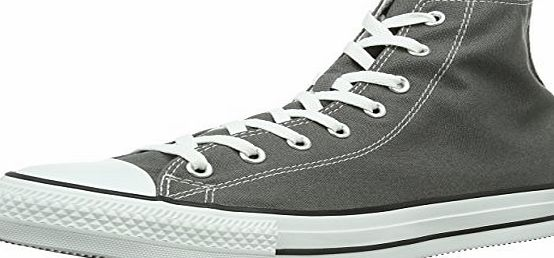 Converse  Unisex-Adult Chuck Taylor All Star Season Hi Trainers 015850-70-122 AM Charcoal 6 UK, 39 EU
