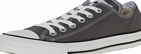 Converse  Unisex-Adult Chuck Taylor All Star Season Ox Trainers 015760-70-122 AM Charcoal 38 EU(5.5 UK)