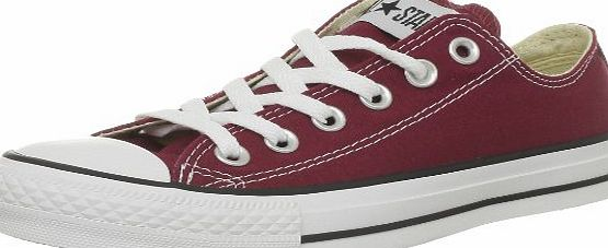 Converse Ctas Core Ox Trainers Unisex-Adult, Bordeaux, 8.5 UK / 42 EU