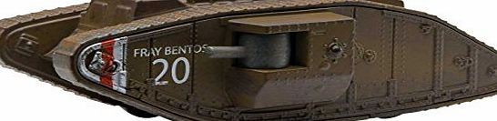 Corgi Mark IV Male Tank WWI Centenary Collection