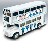 The Beatles Collectable Die-Cast Routemaster Bus - Help!