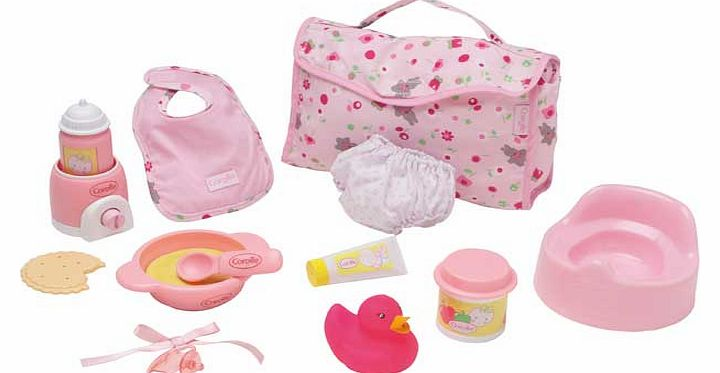 Doll Accessories Set