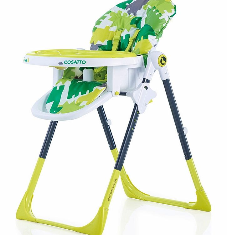 Cosatto Noodle Supa Highchair C Rex Review Compare