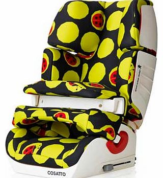 Troop ISOFIX Group 1-2-3 Car Seat -