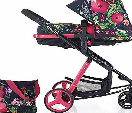 Cosatto Woop Travel System - Tropico