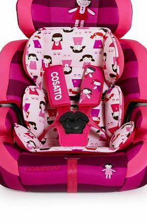 Zoomi 123 Car Seat - Dilly Dolly