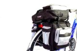 M Wave 600 Denier 62L Capacity Triple Panniers