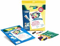 Crayola Colour Wonder Paper Pad & Markers