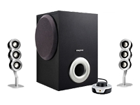 I-Trigue 3330 - PC multimedia speaker system