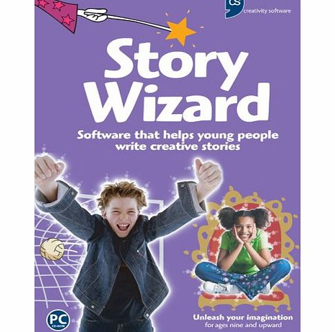 Creativity Software Story Wizard (PC)