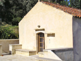 Crete self catering accommodation, nr Chania