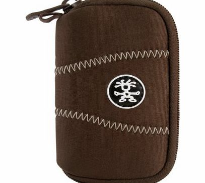 Crumpler PP 55 Compact Camera Pouch and Strap - Brown