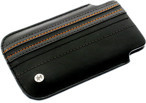 The Le Royale For iPhone/iPhone 3G/iTouch - Black / Dark Grey - Ref. ROYIPH-004