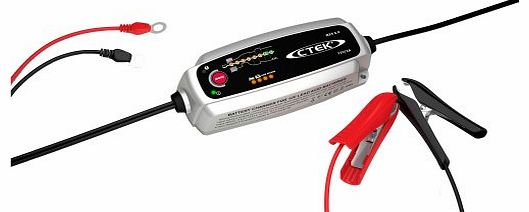 MXS 5.0 Battery Charger with Automatic Temperature Compensation